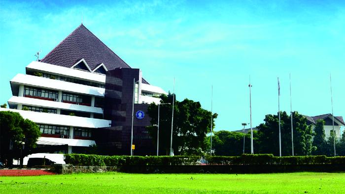 Gedung rektorat IPB