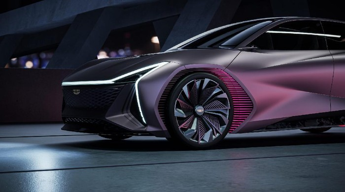 Geely Vision Starbust