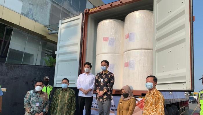 Indonesia ekspor tisu ke Australia hingga Jamaika