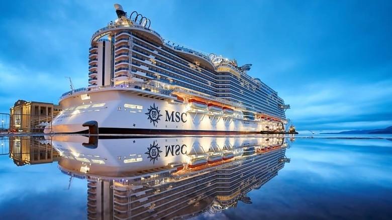Kapal pesiar MSC Seaside