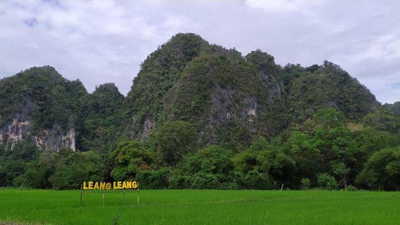 Leang-leang di Taman Nasional Bantimurung Bulusaraeng, Sulses