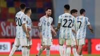 Messi Ulang Tahun, Skuad Argentina Bikin Kejutan Tengah Malam