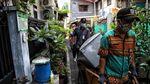 Melihat Penjemputan Limbah Elektronik Warga Jakarta