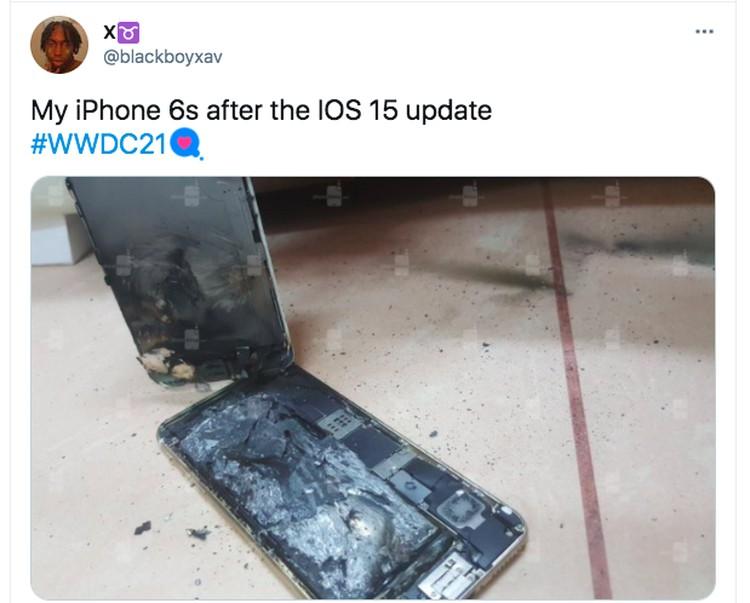 Meme iPhone 6S