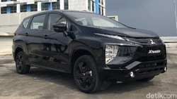 Mitsubishi Rilis Xpander Rockford Forsgate Black Edition, Ini Penampakan Xpander Edisi Terbaru
