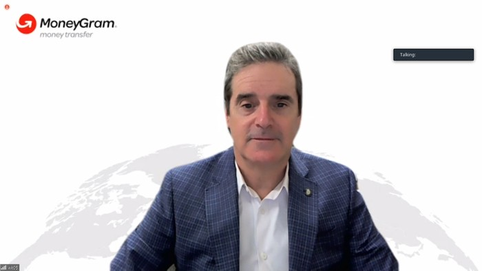 MoneyGram Chief Revenue Officer, Grant Lines
