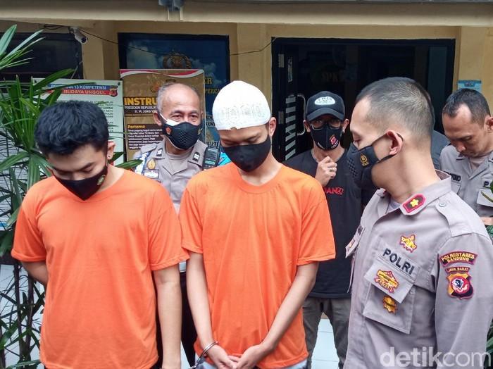 Pegawai minimarket di Bandung dikeroyok pencuri