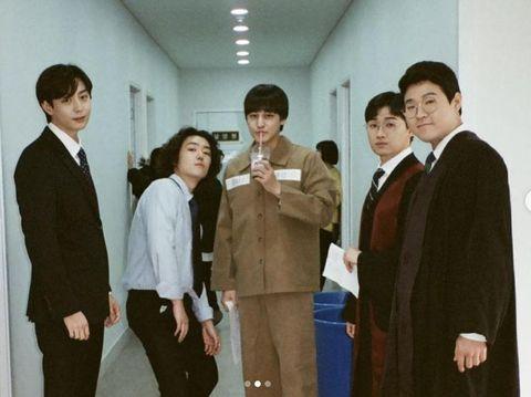 Pemain Drama Korea Law School