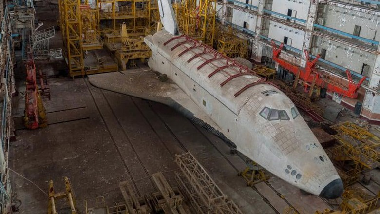 Pesawat ulang-alik Uni Soviet