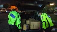 Dua Penyelundup 30 Ribu Benur Ditangkap di Tol Tangerang-Merak