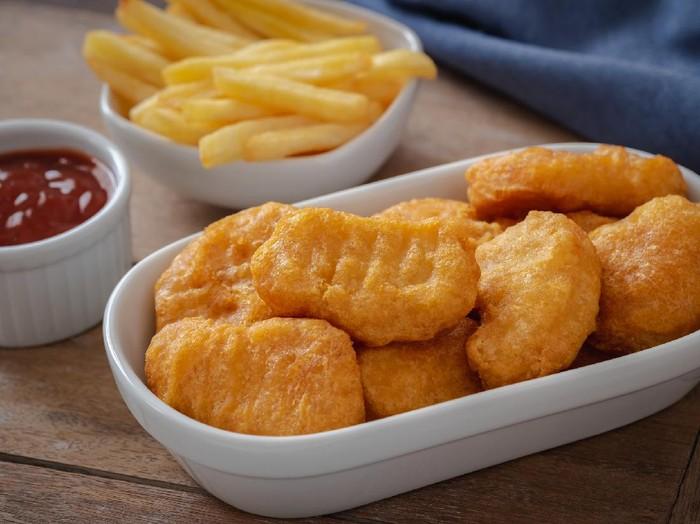 Resep Chicken Nugget BTS Meal