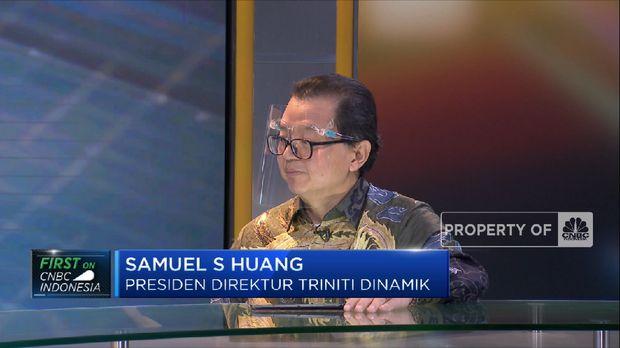 Sambut Kebangkitan Industri Properti, Triniti Dinamik Resmi IPO (CNBC Indonesia TV)