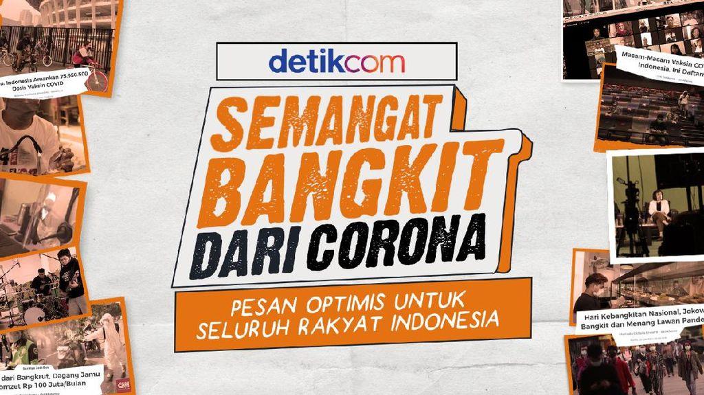 Gotong Royong Masyarakat Indonesia Berbagi Semangat Bangkit dari Corona