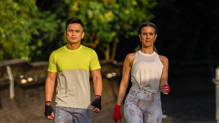 The Apprentice: ONE Championship memasuki episode terakhir pekan depan. Kenali dulu dua finalis yang bertarung mendapatkan hadiah utama. Jessica Ramella dari Venezuela dan Louie Sangalang dari Filipina.