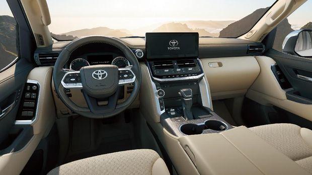 Toyota Land Cruiser 300 Series