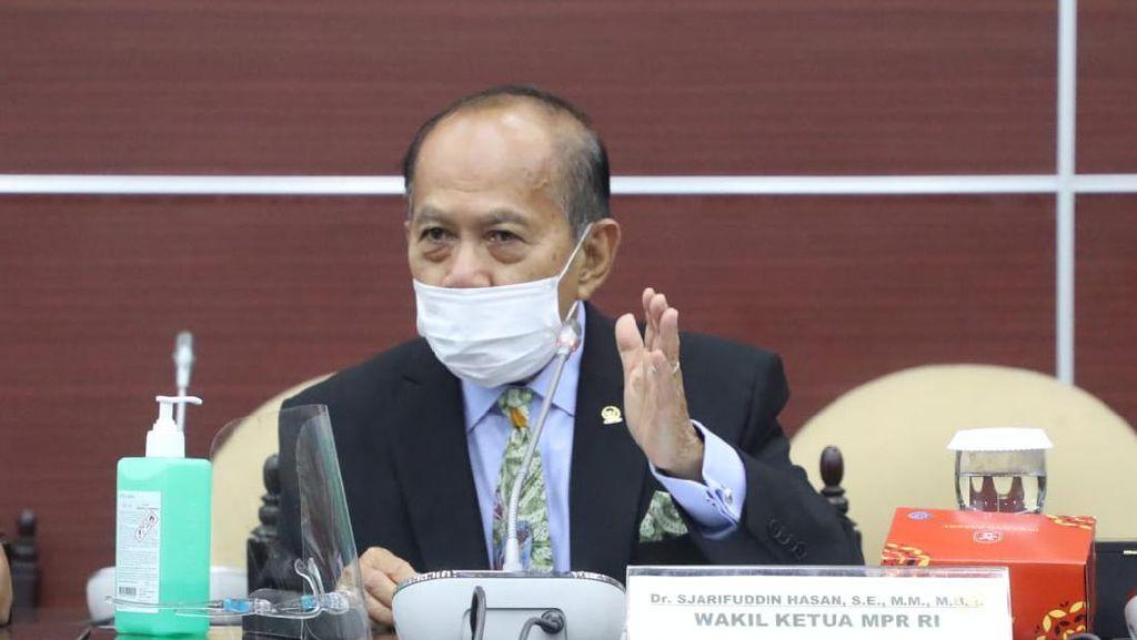 Syarief Hasan Dorong Ada Infrastruktur untuk Prasyarat Bangun Smelter
