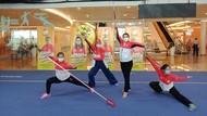 Ini Alasan Dewan Pembina WI Jakarta Kepincut Wushu
