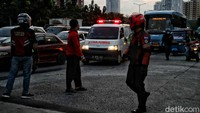 PERSI Sarankan PSBB di Zona Merah-Oranye, Sanksi Tegas untuk Pelanggar