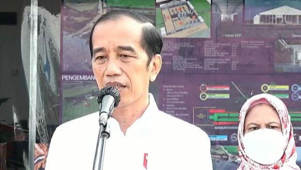 Jokowi Minta Bandara Baru Segera Jalan, Tak Perlu Tunggu Terminal Kelar