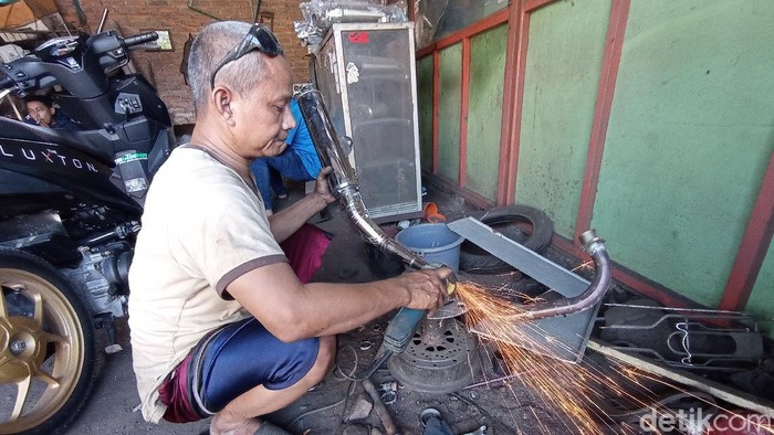 Bengkel knalpot di Cirebon