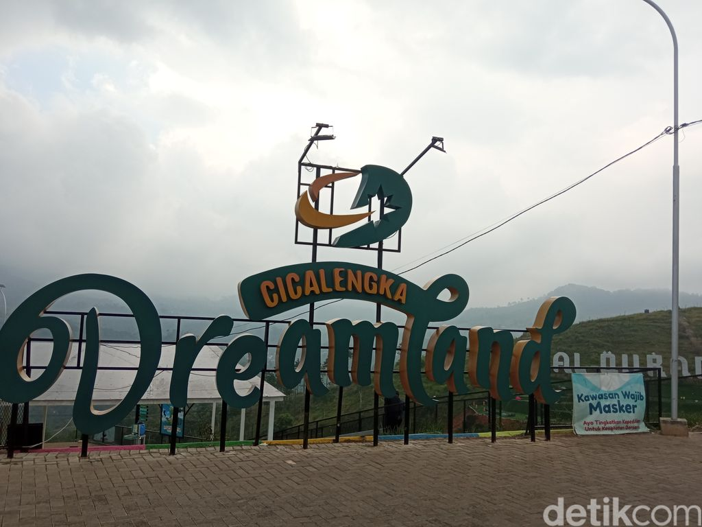 Cicalengka Dreamland Mulai Ramai