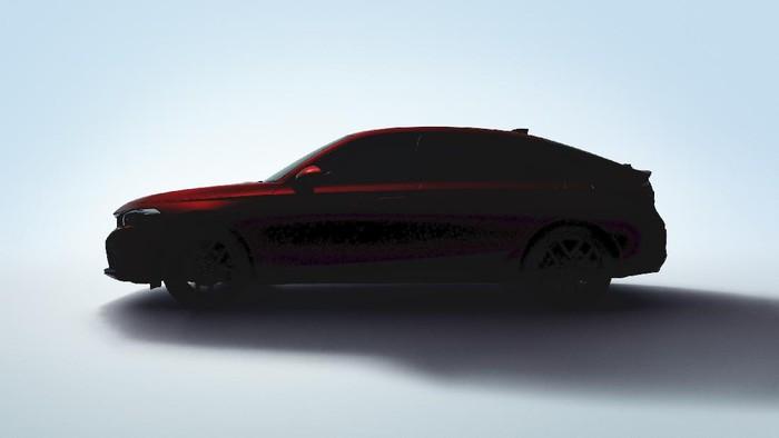 Civic Hatchback Teaser