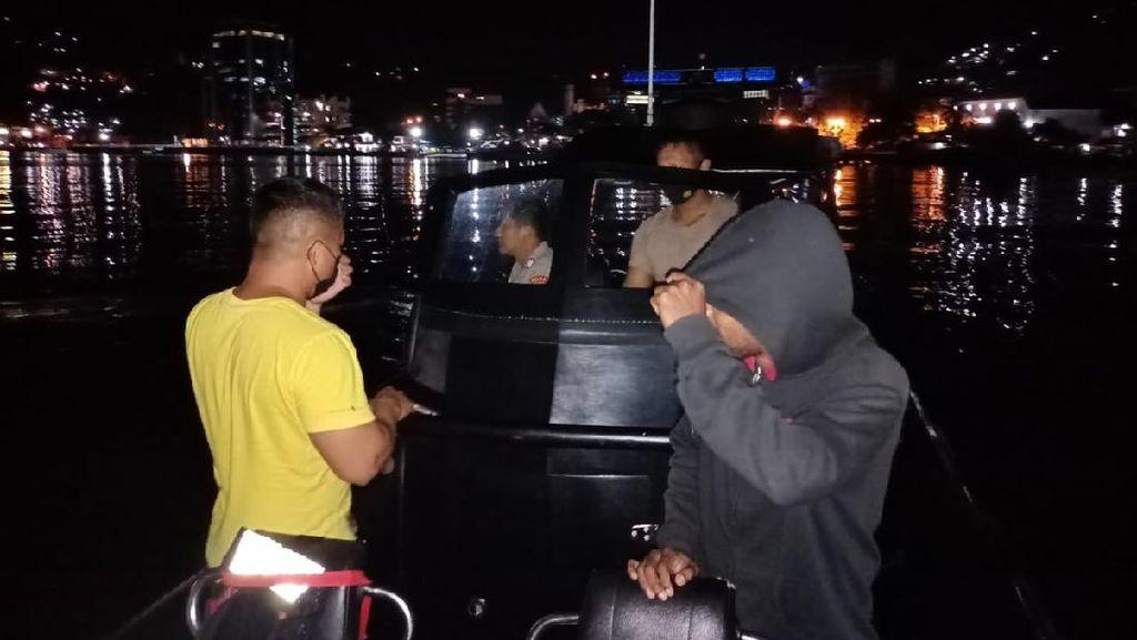 Masuk Ilegal ke Papua Via Laut Tengah Malam, 7 Warga PNG Diamankan