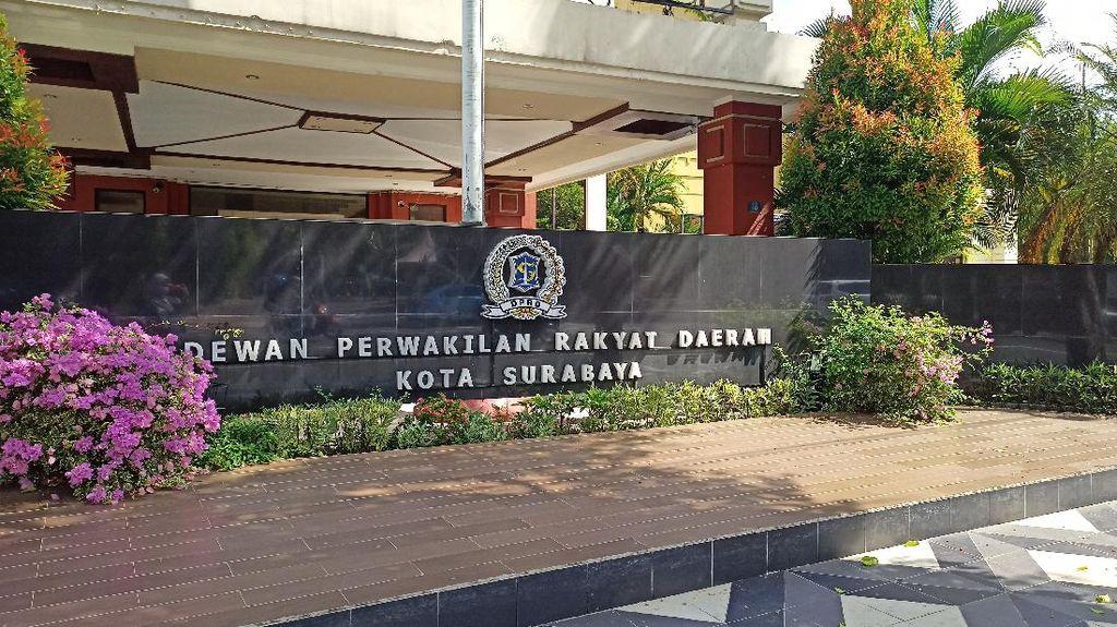 DPRD Surabaya Tak Di-lockdown Meski Anggota Positif COVID-19, Ini Alasannya