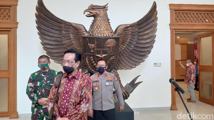 Gubernur DIY, Sri Sultan HB X, Jumat (11/6/2021).