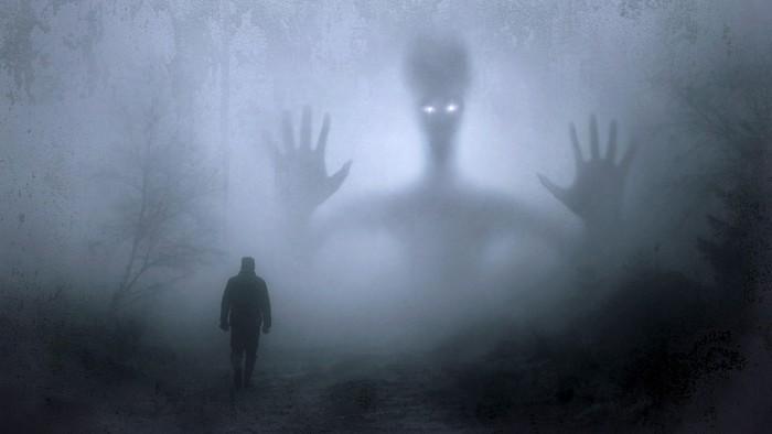 Ilustrasi diculik alien
