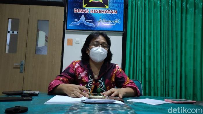 Juru Bicara Satgas COVID-19 Kulon Progo, Baning Rahayujati, Jumat (11/6/2021).