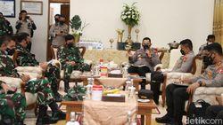 Titah Panglima TNI dan Kapolri untuk Tekan Lonjakan COVID-19 di Bangkalan