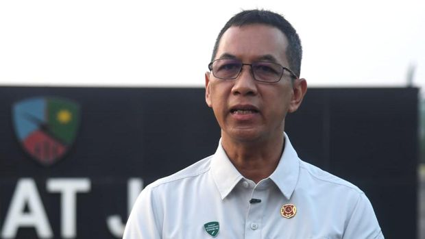 Kasetpres Heru Budi Hartono (Foto: Lukas - Biro Pers Sekretariat Presiden)