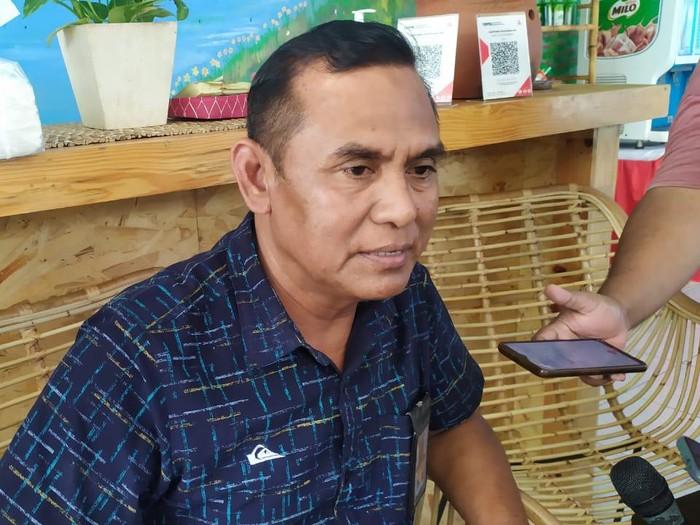 Kepala Divisi Pemasaran Kanwil Kemenkumham Bali, Suprapto