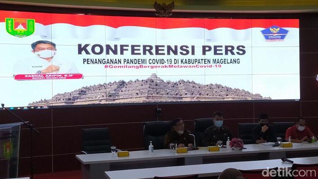 Nakes RS Jepara Kena Corona, Keluarganya di Magelang Ikut Terpapar