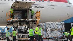 Indonesia Kembali Terima 1 Juta Dosis Vaksin Sinopharm