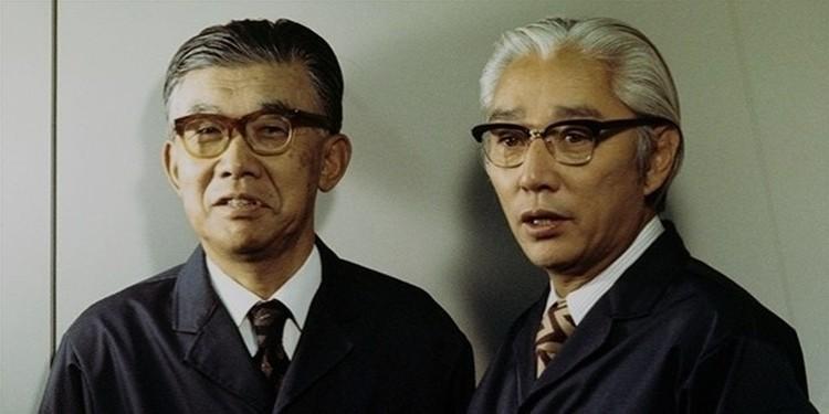 Masaru Ibuka dan Akio Morita