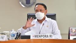 Indonesia Terancam Tak Penuhi Target 40 Besar Olimpiade, Ini Kata Menpora