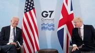 G7 Janji Sumbang 1 Miliar Dosis Vaksin Corona untuk Negara Miskin