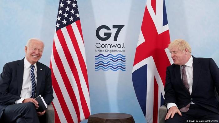 Negara-negara G7 Janji Sumbang 1 Miliar Dosis Vaksin Covid-19 untuk Negara Miskin