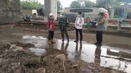 Dikeluhkan Warga Rusun, Pipa Air di Proyek Tol Cakung Segera Diperbaiki