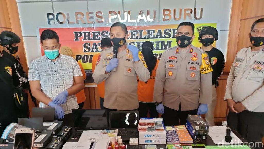 Pemalsuan Suket Bebas COVID Lagi di Maluku, Oknum Satpol PP Dibekuk
