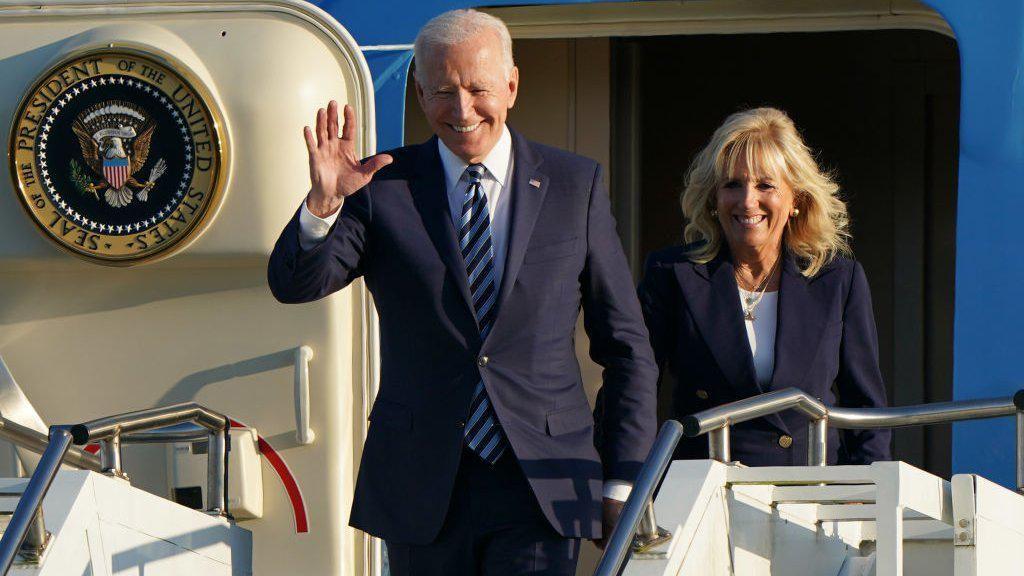 Canggihnya Air Force One dan The Beast yang Dipakai Biden ke Luar Negeri