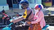 Polisi Jemput Bola Vaksinasi Lansia Banyuwangi Demi Penuhi Target