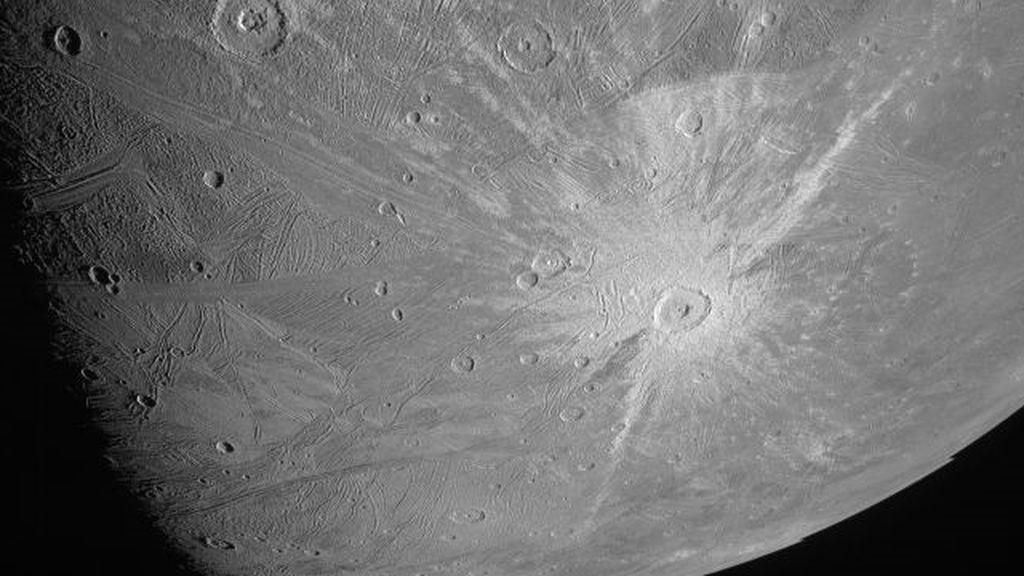 Satelit NASA Berhasil Potret Ganymede, Benda Langit yang Ajaib