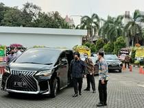 Suasana di Rumah Duka Jelang Pemakaman Istri Yasonna Laoly