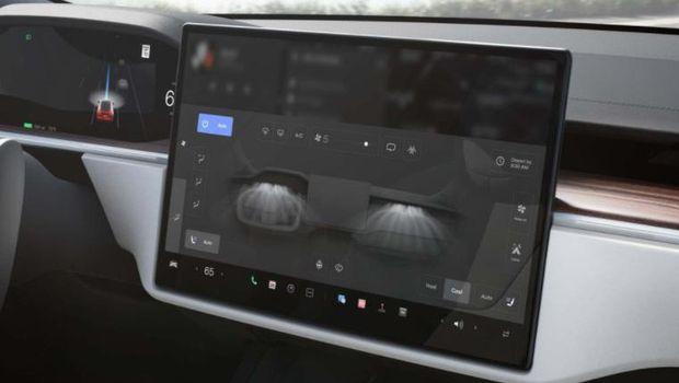 Tesla Model S terbaru