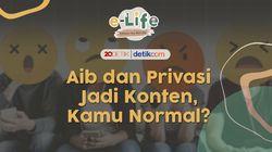 Mabuk Medsos, Posting Aib dan Umbar Privasi Jadi Tren