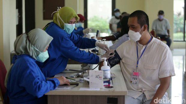 Vaksin corona 18 tahun ke atas DKI Jakarta Gratis, ini informasinya