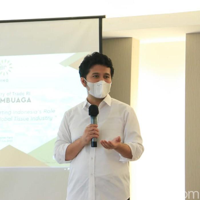 Wakil Gubernur Jawa Timur Emil Elestianto Dardak menyampaikan, Pemprov memberi atensi khusus terhadap komoditas porang. Emil menyebut, petani kecil porang di daerah-daerah harus meraih keuntungan.
